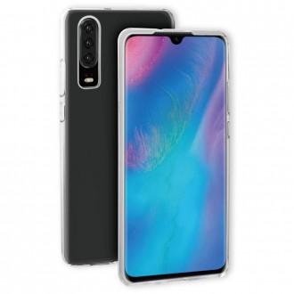 """Skaidrus silikoninis dėklas Huawei P30 telefonui """"BeHello Gel"""""""