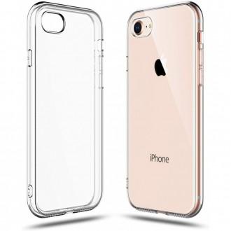 "Skaidrus silikoninis dėklas ""Clear"" 0.5 mm telefonui Samsung S10 5G"