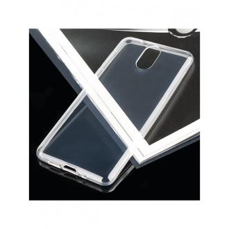 Skaidrus plonas silikoninis dėklas Nokia 3.1 3 2018 telefonui