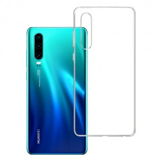 "Skaidrus silikoninis dėklas Samsung A52 / A52 5G telefonui ""3MK"" 1,2mm"