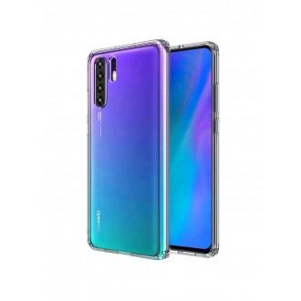 """Skaidrus silikoninis dėklas Huawei P30 Pro telefonui """"Clear 1.0mm"""""""