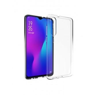 """Skaidrus silikoninis dėklas Huawei P30 telefonui """"Clear 1.0mm"""""""