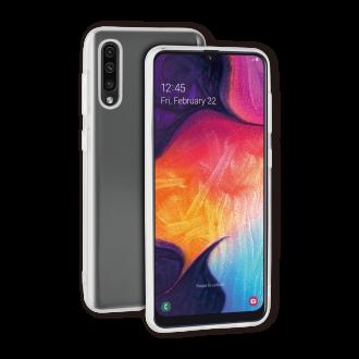 "Skaidrus silikoninis dėklas Samsung Galaxy A505 A50 telefonui ""BeHello ThinGel"""