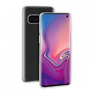 """Skaidrus silikoninis dėklas Samsung Galaxy G973 S10 telefonui """"BeHello ThinGel"""""""