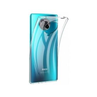 "Skaidrus silikoninis dėklas Xiaomi Poco F2 Pro / K30 Pro telefonui ""X-Level Antislip"""