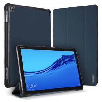 "Tamsiai mėlynas dėklas Dux Ducis ""Domo"" Samsung T500 / T505 Tab A7 10.4 2020"