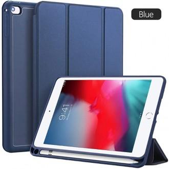 """Tamsiai mėlynas dėklas Dux Ducis """"Osom"""" Apple iPad 10.2"""" 2019"""