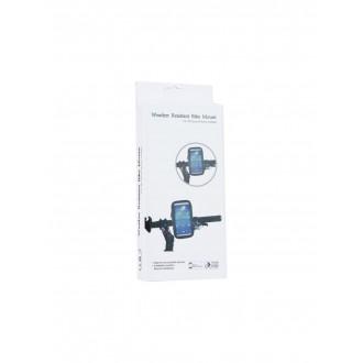 Universalus telefono laikiklis Tellos BPH-03 dviračiui atsparus vandeniui (telefonams iki 4,0'')