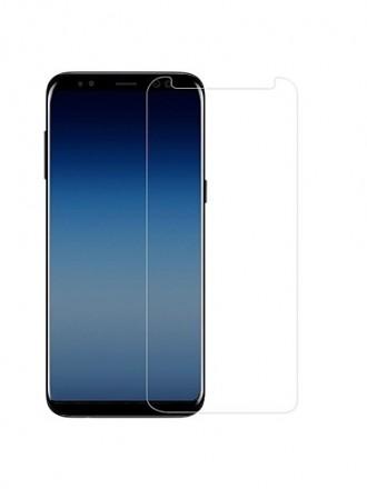 Apsauginis grūdintas stiklas Samsung Galaxy A9 2018 telefonui