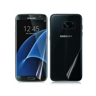 """LCD apsauginė plėvelė """"3D"""" Samsung G935 S7 Edge lenkta dviguba"""