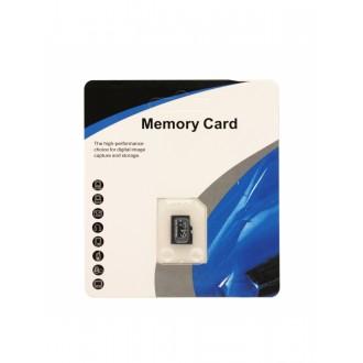 Atminties korta MicroSD 16Gb (class 4) be adapterio