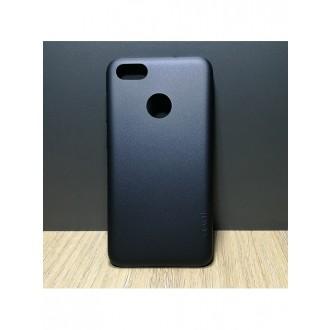 Juodos spalvos dėklas X-Level Guardian Huawei P9 Lite Mini telefonui