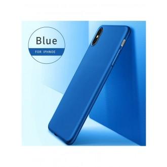 Mėlynos spalvos dėklas X-Level Guardian Apple iPhone XS Max telefonui
