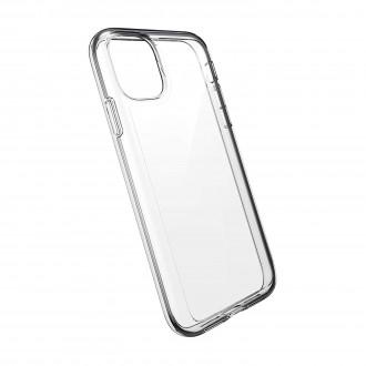 Skaidrus silikoninis dėklas telefonui LG 40S