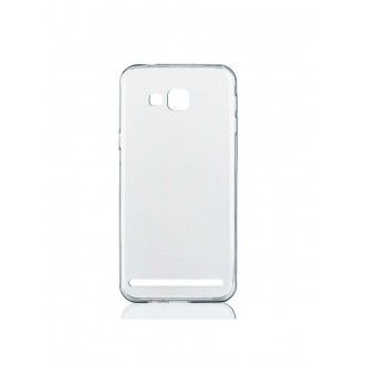 Skaidrus plonas 0,3mm silikoninis dėklas Huawei Y3 II (2016) telefonui