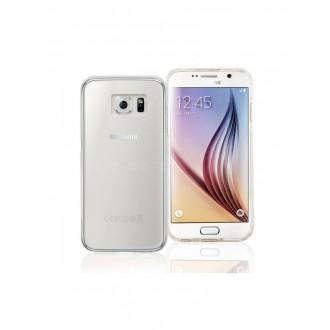 """Skaidrus silikoninis dėklas Samsung Galaxy S6 telefonui """"Clear 1.0mm"""""""